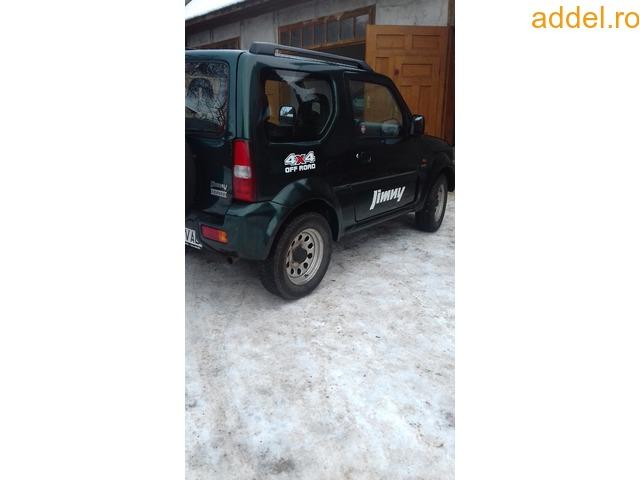 Suzuki jimny - 4