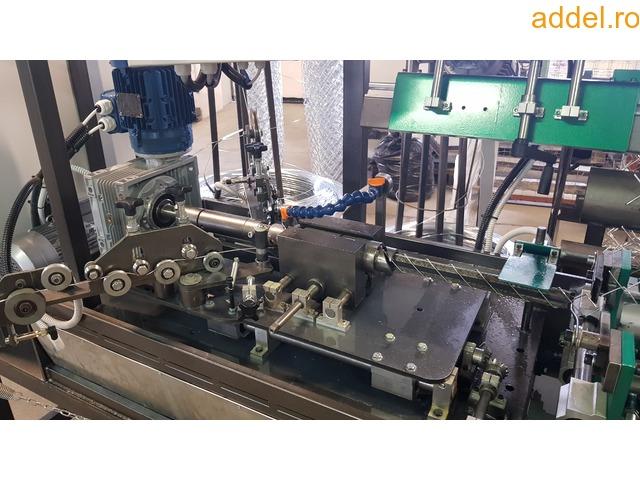 drótfonó gép automata - 2