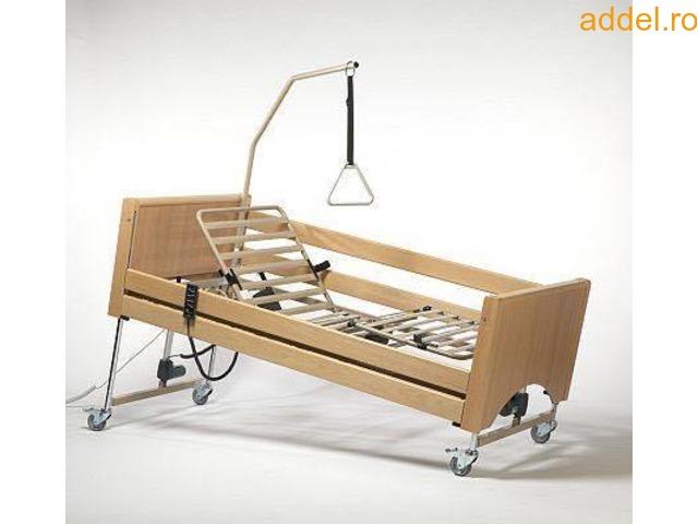 Bérelhető és megvásárolható kórházi elektromos ágyak - 3