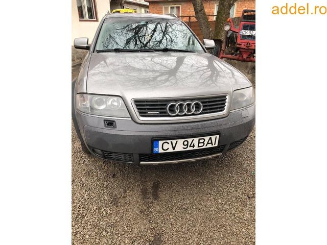 Audi allroad - 2