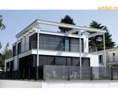 Modern Fém kerítések  és kapuk - Kép 4