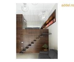 """""""Lebegő"""" és modern fémvázu Lépcsők"""