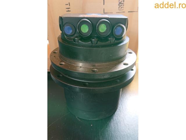 Hidraulikus meghajto - 2