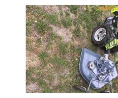 Grillo 10 Le Kaszálógép kerti traktor