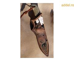 Egyedi,kézműves vadász-, túra-kések - Kép 2