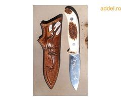 Egyedi,kézműves vadász-, túra-kések - Kép 3
