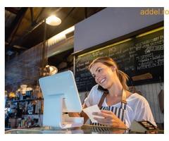 Felszolgáló, konyhai kisegítő és recepciós állás