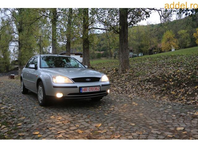 Ford Mondeo - 1.8 benzines - 1