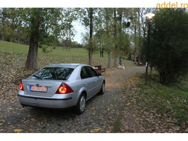 Ford Mondeo - 1.8 benzines - 2