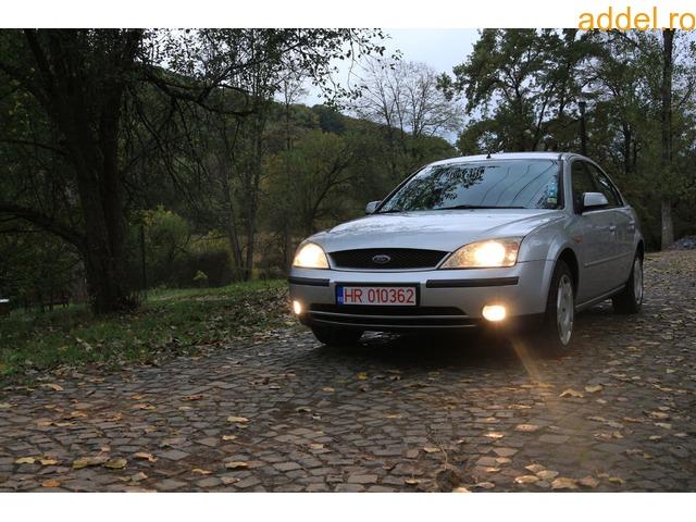 Ford Mondeo - 1.8 benzines - 3
