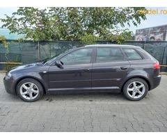 Audi A3, S-line, 172LE, 2TDi