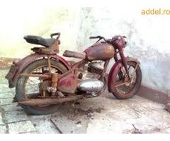 Vásárolnék régi motorkerékpárokat