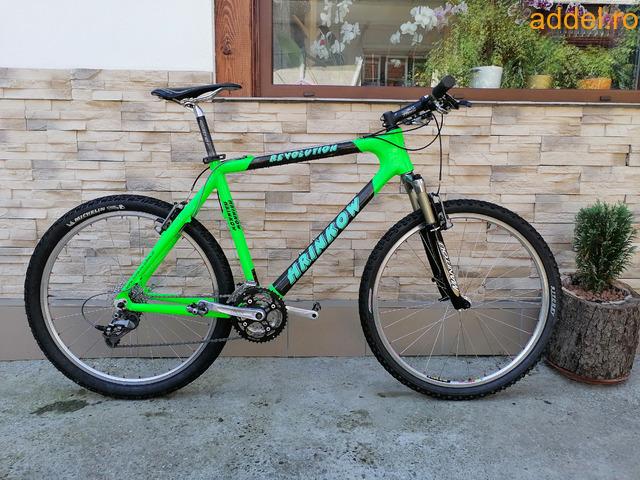 Full karbon kerékpár 54 cm - 1