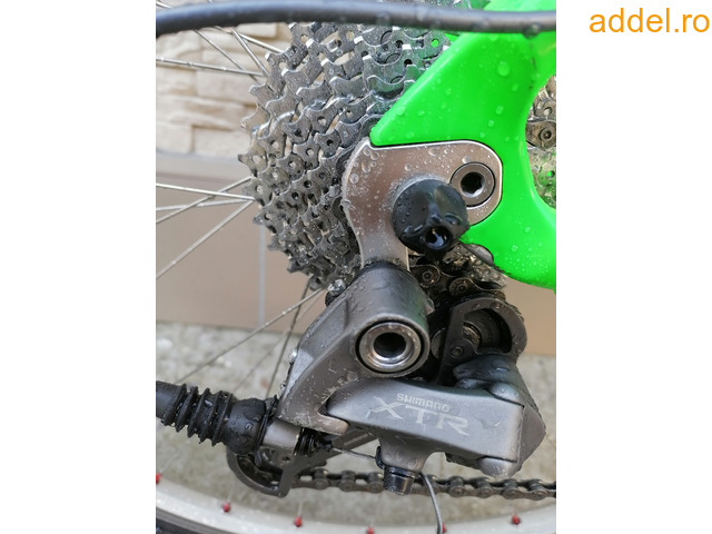 Full karbon kerékpár 54 cm - 4